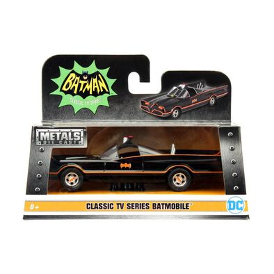 Metals Die Cast DC Comics Batman 1:32 1966 Classic Batmobile