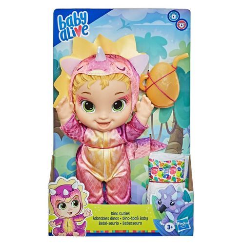 Baby Alive Dino Cuties Doll