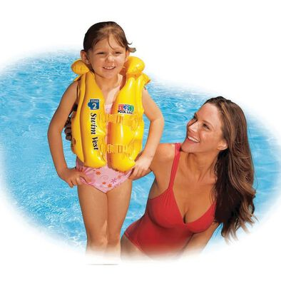 Intex Deluxe Swim Vest Pool School