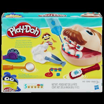 Play-Doh Dr Drill N' Fill Set