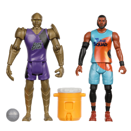 Space Jam Buddy Figure 2 Pack - Assorted