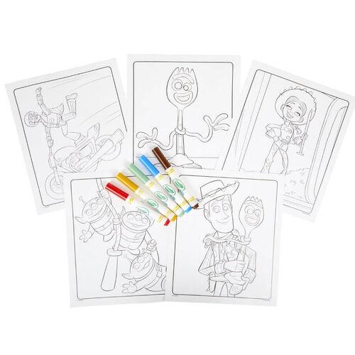 Crayola Toy Story Color Wonder