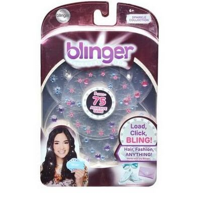 Blinger 5-Piece Refill Pack Sparkle Collection - Assorted
