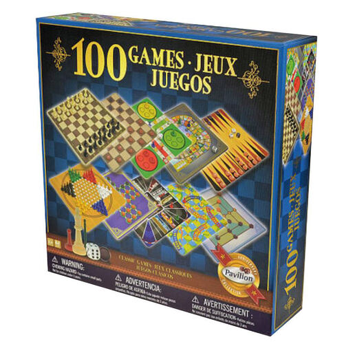 Pavilion 100 Game Set