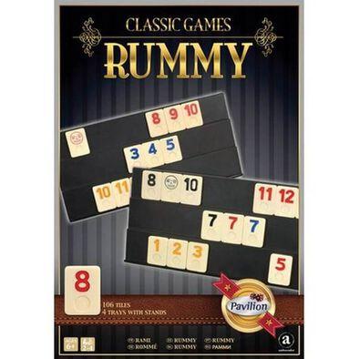 Pavilion Rummy-O
