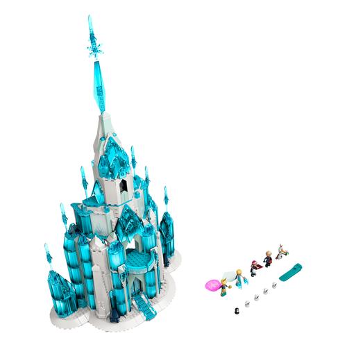 LEGO Disney Princess The Ice Castle 43197