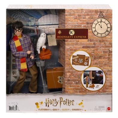 Harry Potter Platform 9 3/4 Doll