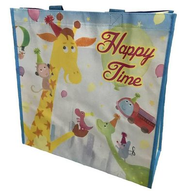 "Toys""R""Us Happy Time Reusable Tote Bag"