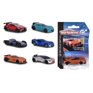 Majorette Vision Gran Turismo Set - Assorted
