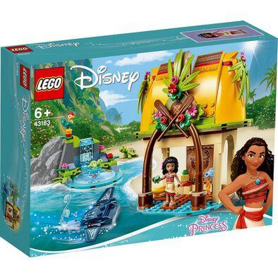 LEGO Disney Princess Moana's Island Home 43183