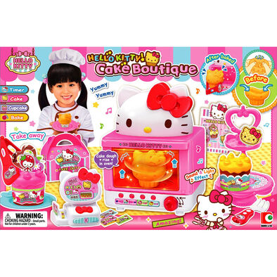 Hello Kitty Cake Boutique Set