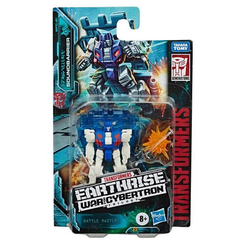 Transformers Generations War For Cybertron Earthrise Battle Master - Assorted