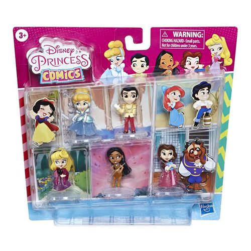 Disney Princess Comic 5 Pack