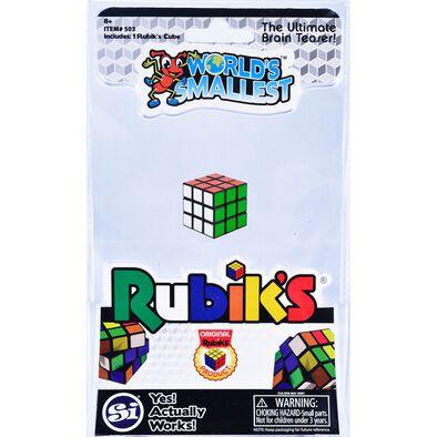 World's Smallest Rubik's