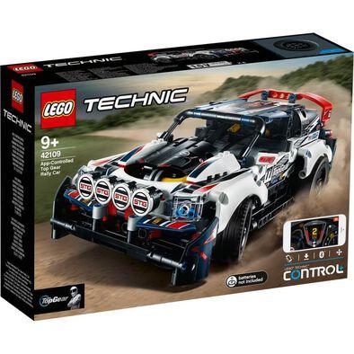 LEGO Technic App-Controlled Top Gear Rally Car 42109