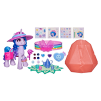 My Little Pony A New Generation Crystal Adventure Izzy Moonbow