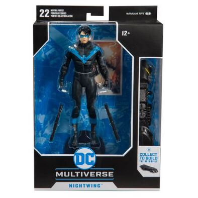 DC Comics 7 Inch Multiverse Nightwing