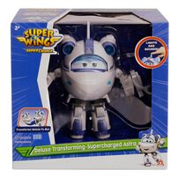 Super Wings Deluxe Transforming Supercharged Astra