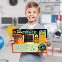 Discovery Mindblown Action Circuitry Floating Ball Experiment Set
