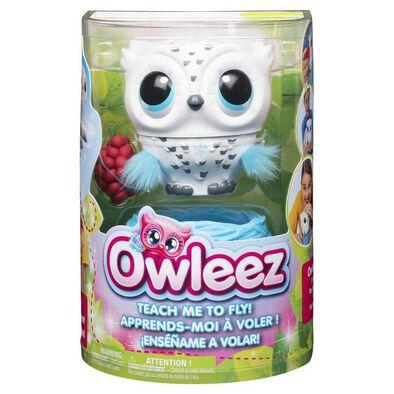 Owleez White