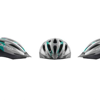 Kent Bike Helmet White Size M