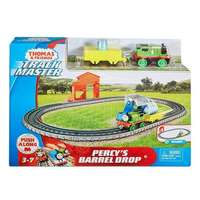 Thomas & Friends Track Master Percy's Barrel Drop