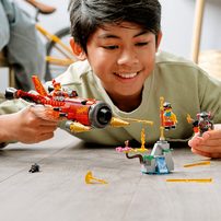 LEGO Monkie Kid Red Son's Inferno Jet 80019