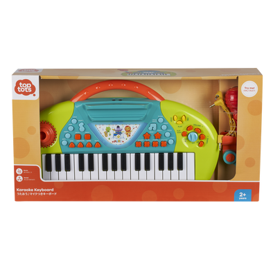 Top Tots Karaoke Keyboard