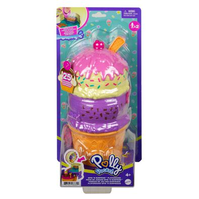 Polly Pocket Spin & Surprise - Assorted