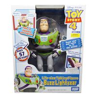Toy Story Life Size Talking Figure Buzz Lightyear