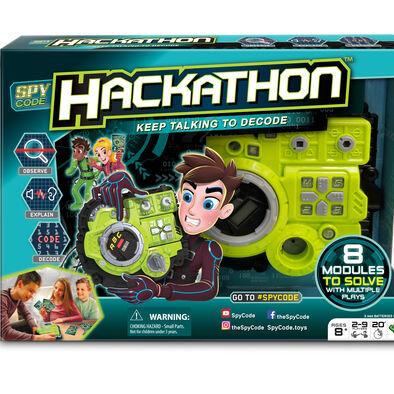 Spy Code Hackathon