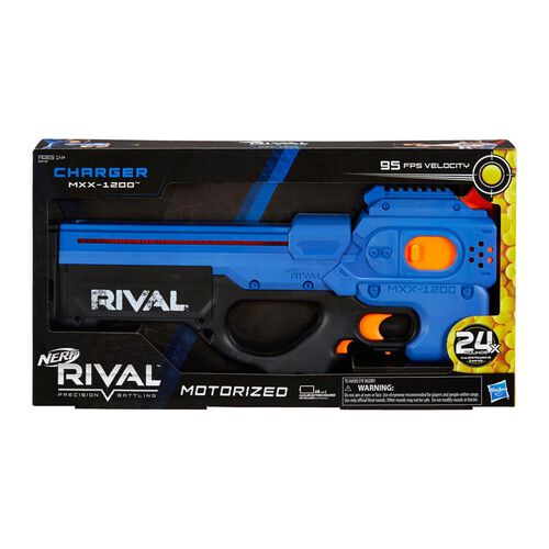 NERF Rival Charger MXX-1200 Blaster