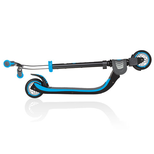 Globber Flow Foldable 125 Sky Blue Scooter