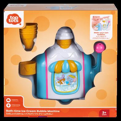 Top Tots Bath-Time Ice Cream Bubble Machine