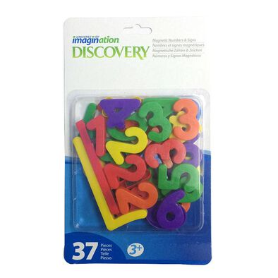 Universe of Imagination Imaginarium Magnetic Numbers