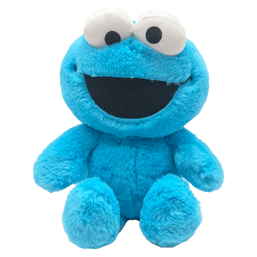 Sesame Street 10 Inch Cookie Monster Soft Toy
