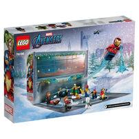 LEGO Super Heroes The Avengers Advent Calendar 76196