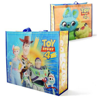 """Toy Story 4 Toys""""R""""Us Reusable Tote Bag"""