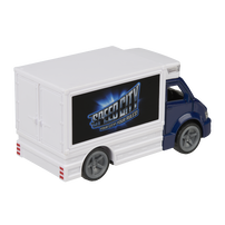 Speed City Delivery Truck
