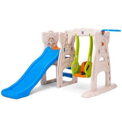 Grow'n Up Scramble N Slide Play Centre