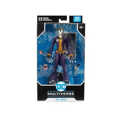 DC Comics 7 Inch Arkham Asylum Joker