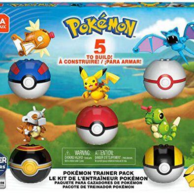 Mega Construx Pokémon Poké Ball Bundle Exclusive
