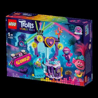 LEGO Trolls Techno Reef Dance Party 41250
