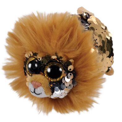 Ty Teeny Tys 4 Inch Regal Sequin Lion