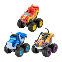 Blaze and the Monster Machines Slam & Go - Assorted