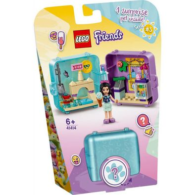 LEGO Friends Emma's Summer Play Cube 41414
