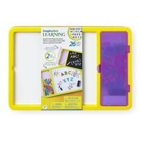 Universe of Imagination Magnetic Double-Sided Board With Letters