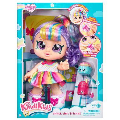 Kindi Kids S2 Toddler Doll Rainbow Kate