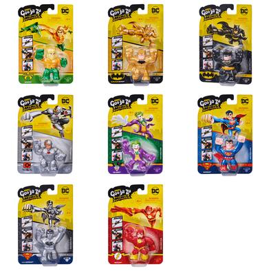 Goo Jit Zu DC S1 Minis Single Pack - Assorted