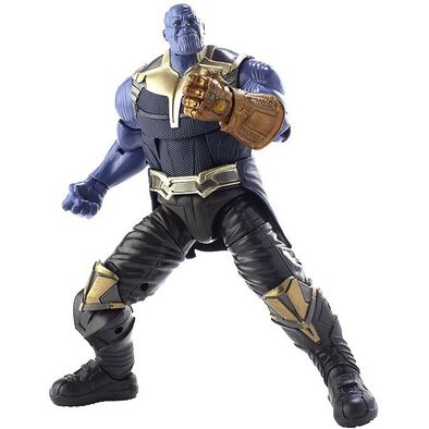 Marvel Avengers Legends Series 6 Inch Figure (Build-a-Figure Thanos) - Assorted